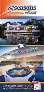 All Seasons Houseboats brochure