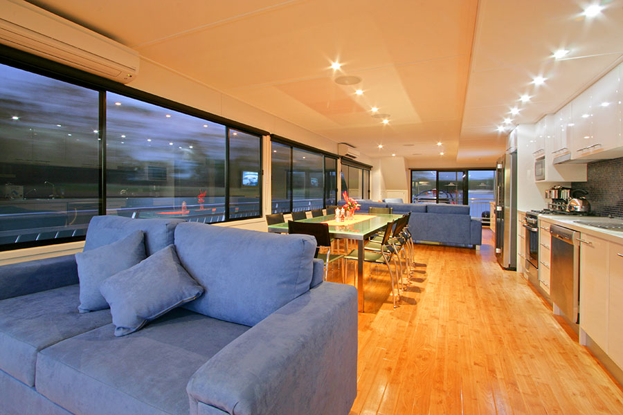 Absolute Indulgence - All Seasons Houseboats Mildura