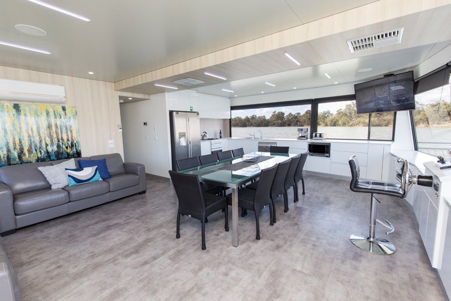 Official Website Ruby Luxury Houseboat 6 12 Berth
